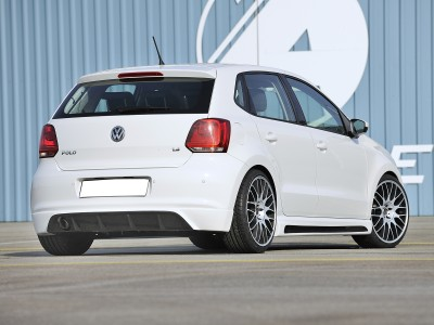 VW Polo 6R Recto Rear Bumper Extension
