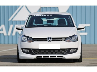 VW Polo 6R Recto2 Front Bumper Extension