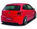 VW Polo 6R SX Rear Bumper Extension