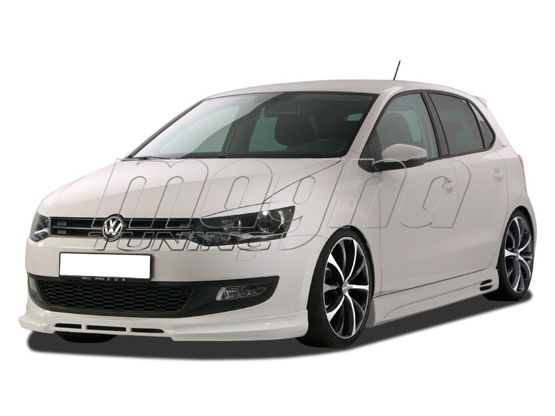 vw polo 6r speed body kit. Black Bedroom Furniture Sets. Home Design Ideas
