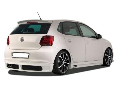 VW Polo 6R Speed Heckansatz