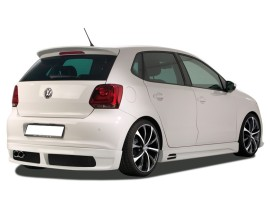 VW Polo 6R Speed Rear Bumper Extension