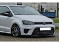 VW Polo 6R WRC Invido Front Bumper Extension