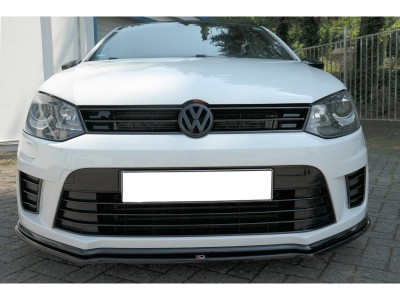 VW Polo 6R WRC Meteor Front Bumper Extension
