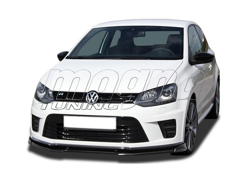 VW Polo 6R WRC Verus-X Front Bumper Extension