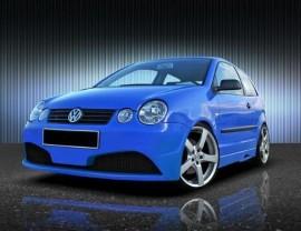 VW Polo 9N Chrome Front Bumper