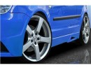 VW Polo 9N Chrome Side Skirts