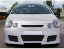 VW Polo 9N EDS Front Bumper