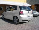 VW Polo 9N EDS Rear Bumper