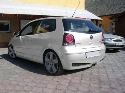 VW Polo 9N EDS Rear Bumper