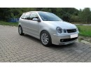 VW Polo 9N Extensie Bara Fata SX