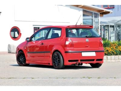 VW Polo 9N Extensie Bara Spate Recto