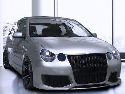VW Polo 9N GTS Front Bumper