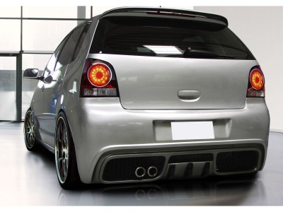 VW Polo 9N GTS Rear Bumper