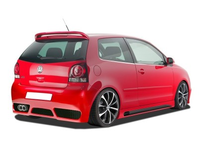 VW Polo 9N GTX-Race Side Skirts