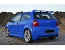VW Polo 9N PR Side Skirts