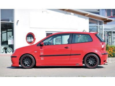 VW Polo 9N Praguri Recto