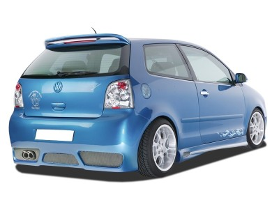 VW Polo 9N RX Roof Spoiler