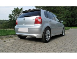 VW Polo 9N SX Rear Wing