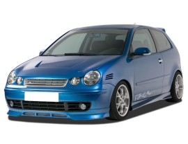VW Polo 9N Speed Side Skirts