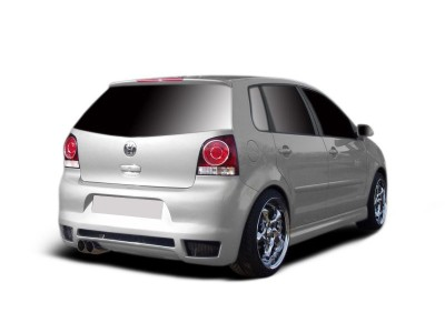 VW Polo 9N Thor Rear Bumper