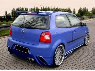 VW Polo 9N Tokyo Rear Wing
