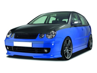 VW Polo 9N XL-Line Front Bumper Extension