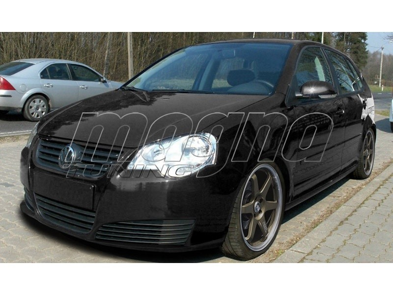 VW Polo 9N3 EDS Front Bumper