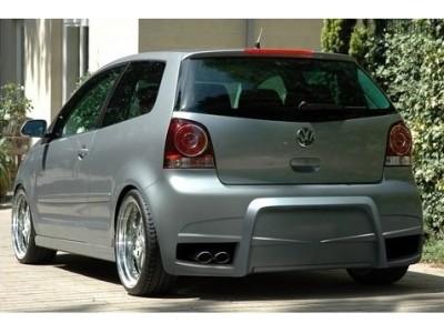 VW Polo 9N3 EDS Rear Bumper