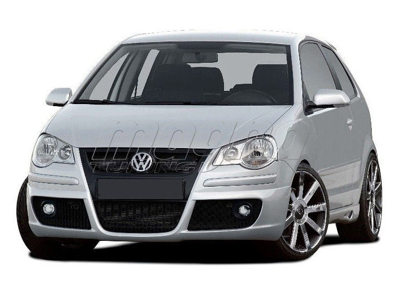 vw polo 9n3 gs body kit. Black Bedroom Furniture Sets. Home Design Ideas