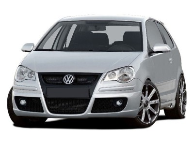VW Polo 9N3 GS Front Bumper Extension