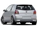 VW Polo 9N3 GS Rear Bumper Extension