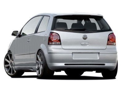 VW Polo 9N3 GS Rear Bumper Extension