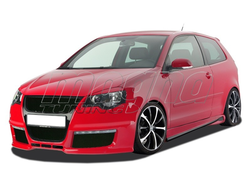 vw polo 9n3 gti front bumper. Black Bedroom Furniture Sets. Home Design Ideas