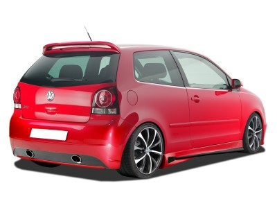 VW Polo 9N3 GTI Rear Bumper