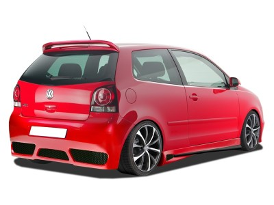 VW Polo 9N3 GTX-Race Rear Bumper