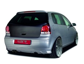 VW Polo 9N3 NewLine Rear Bumper Extension