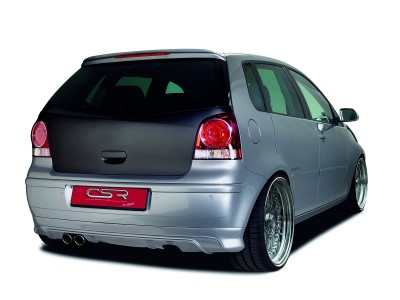 VW Polo 9N3 NewLine Rear Bumper Extension