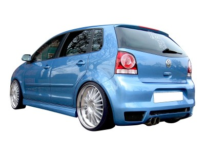 VW Polo 9N3 Praguri Octo