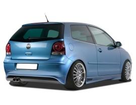 VW Polo 9N3 RX Rear Bumper Extension