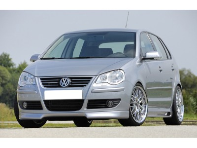 VW Polo 9N3 Recto Front Bumper Extension