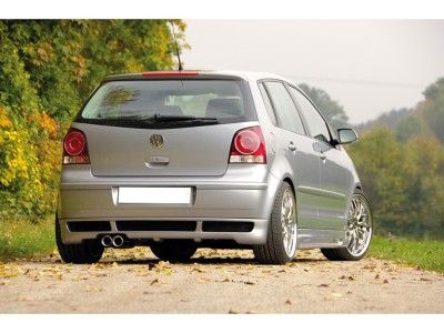 VW Polo 9N3 Recto Rear Bumper Extension