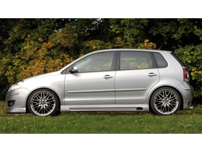 VW Polo 9N3 Recto Side Skirts