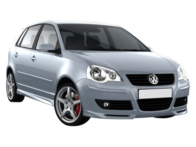 VW Polo 9N3 Street Front Bumper Extension