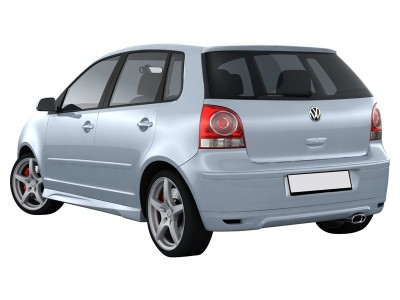 VW Polo 9N3 Street Rear Bumper Extension