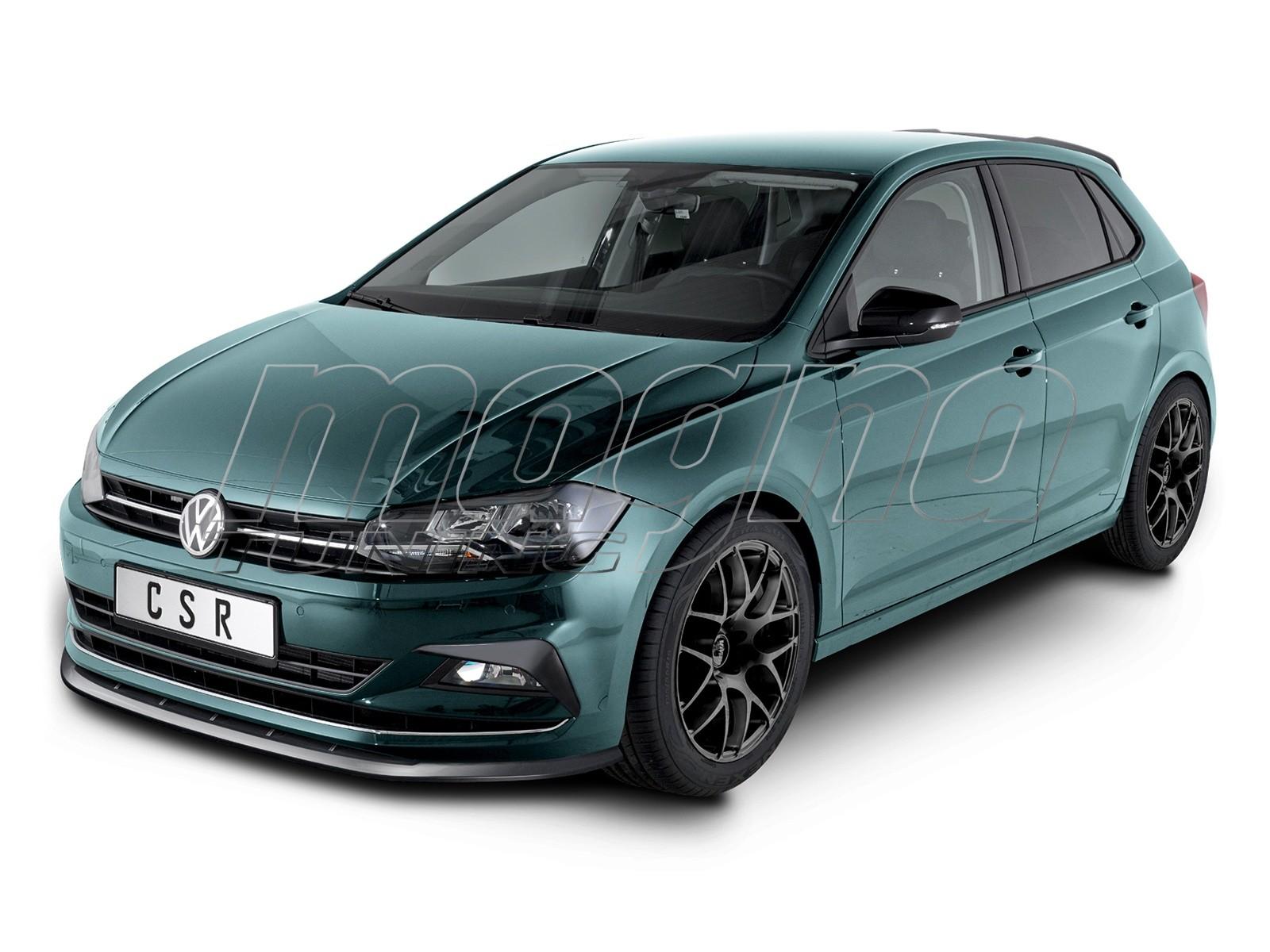 VW Polo AW Crono Front Bumper Extension