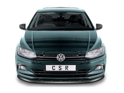 VW Polo AW Crono Front Bumper Extension