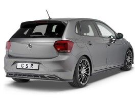 VW Polo AW GTI / R-Line CX Rear Wing Extension