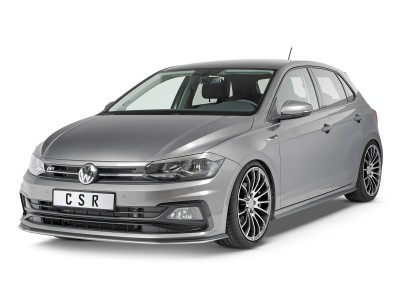 VW Polo AW GTI / R-Line CX Side Skirt Extensions