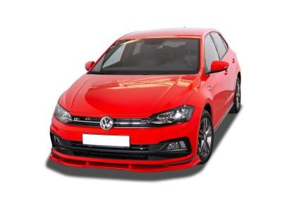VW Polo AW GTI / R-Line Extensie Bara Fata V2